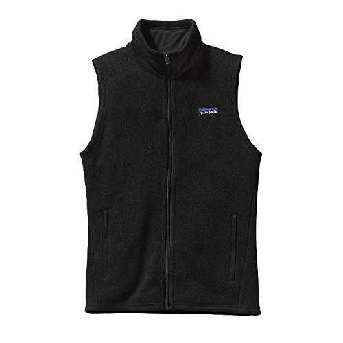 Patagonia W's Better Sweater Vest Black Womens S by Patagonia