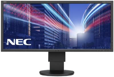 Nec Multisync EA294WMi-BK - Monitor TFT IPS con iluminación LED (74 cm (29 Pulgadas), 2560x1080, 2 DVI-D, HDMI, USB), Color Negro: Amazon.es: Informática