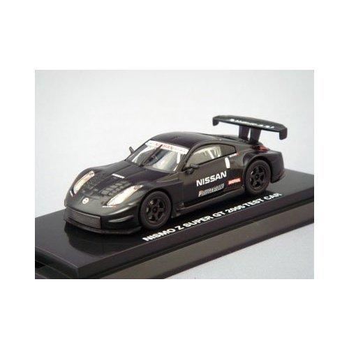Kyosho Perlen Sammlung 1/64 Nissan Nismo Z Super GT 2005 Testwagen