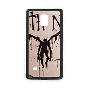 Death Note Samsung Galaxy Note 4 Cell Phone Case Black Gift xxy_9872687