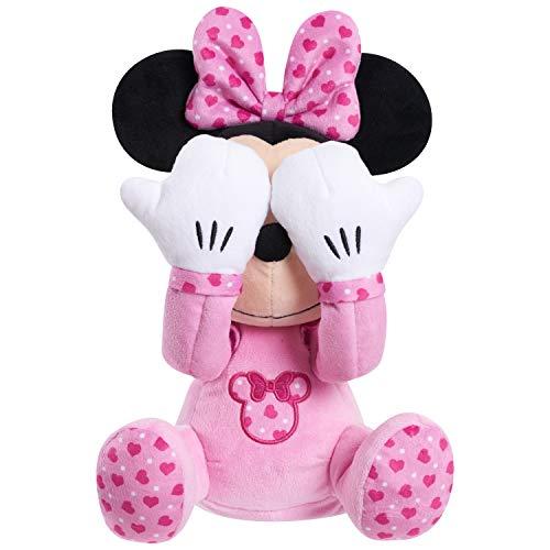 (Disney Baby Peek-A-Boo Minnie Plush )