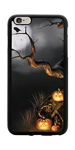 VUTTOO Case for Apple iPhone 7 Plus 5.5inch Only (NOT FIT 4.7inch) - Halloween Scene Case - Shock Absorption Protection Phone Cover Case (Halloween Movie Opening Scene)