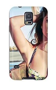 Premium [TQgKGWP31739HZLgc]selena Gomez Instyle Magazine Case For Galaxy S5- Eco-friendly Packaging