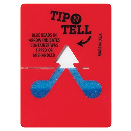 Tip-N-Tell TNT100 Indicator (Pack of 100) by Tip-N-Tell