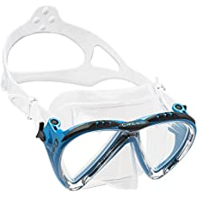 Cressi Lince Scuba Diving Mask (Made in Italy)