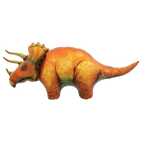 pershape Foil Balloon - Triceratops ()