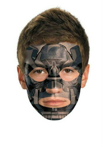 Disguise Inc - Transformers 3 Dark Of The Moon Movie - Iron Hide Face -