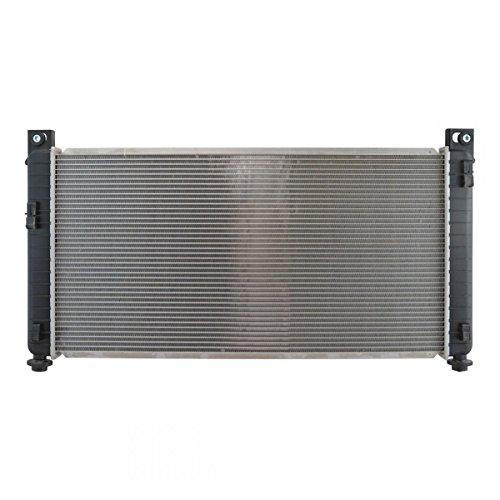 Radiator Assembly Plastic Tank Aluminum Core for Chevy GMC Pickup SUV Hybrid