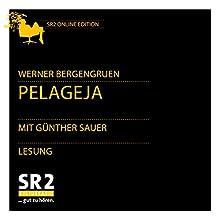 Pelegeja Hörbuch von Werner Bergengruen Gesprochen von: Günther Sauer