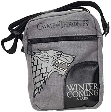17 x 23 cm Game of Thrones Mini-Umhängetasche House Stark