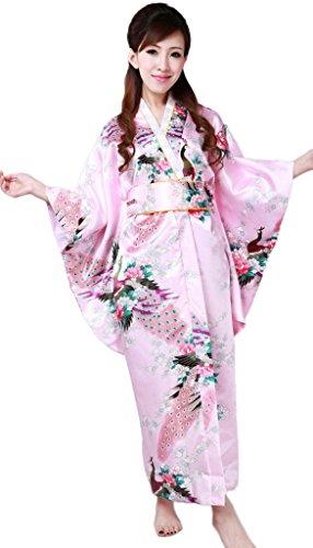 Smile YKK Pymana Robe Femme Rose Fleur
