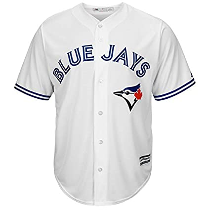 newest 4beba 6e4a9 Toronto Blue Jays MLB Men's Big and Tall Cool Base Team Home Jersey (4XT)