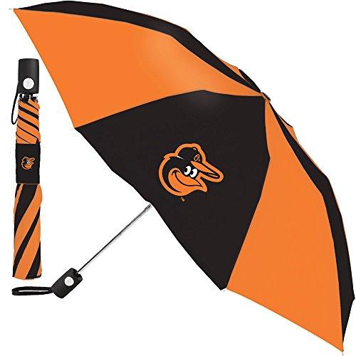 - McArthur Sports- MLB Auto Fold Umbrella