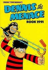 Dennis the Menace Annual 1991 by D.C.Thomson & Co Ltd
