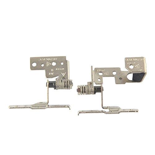 Eathtek Replacement LCD Hinge Hinges L+R for Hp Pavilion Dm4 DM4-1000 Dm4-1165dx Dm4-1065dx series, Compatible part number 608214-001
