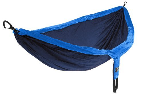ENO Eagles Nest Outfitters - DoubleNest Hammock, (Rocky Mountain Sleeping Bag)