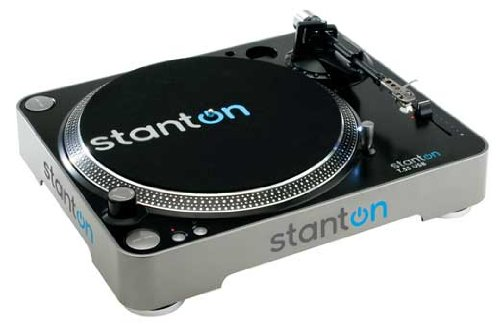Stanton T55USB USB Belt-Drive DJ Turntable with Stanton 300 Cartridge