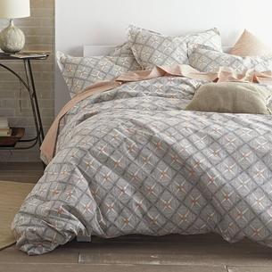 Amazon.com: Cstudio Home Parquet Organic Duvet Cover: Home & Kitchen : organic quilt cover - Adamdwight.com