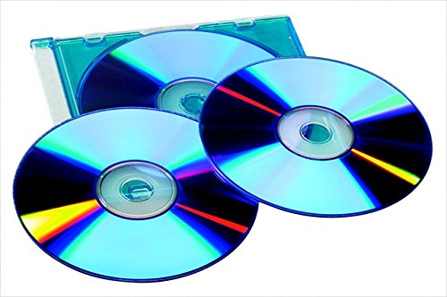 School Smart Recordable CDs on Spindle - 700 MB - Pack of 25
