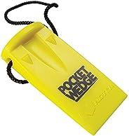 SherrillTree 35211 Pocket Kerf Wedge, Yellow