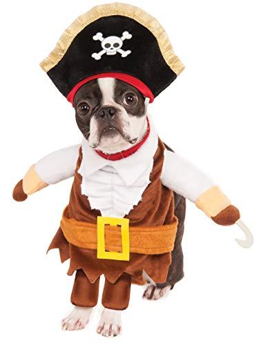Rubie's Walking Pirate Pet Costume, Medium ()