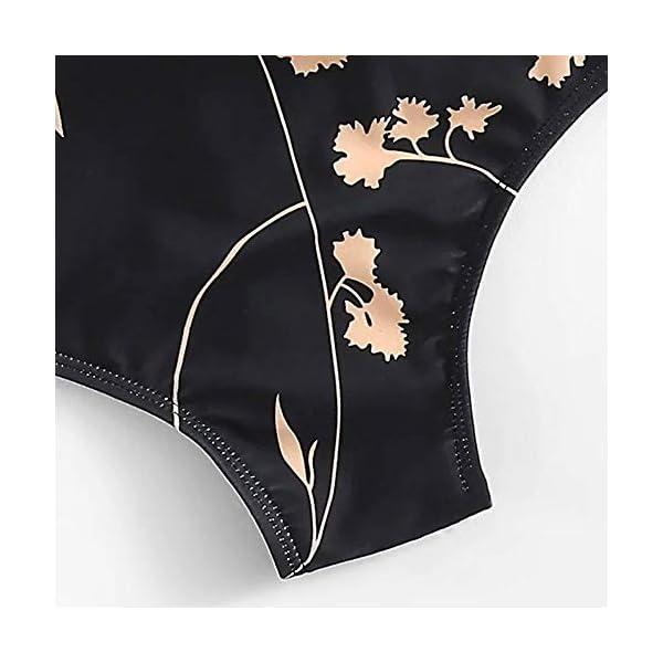 YunYoud Costume da Bagno Intero Sexy della Tuta del Costume da Bagno di Push-up del Bikini del di Fascino delle Donne…