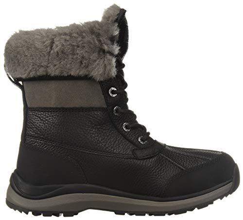 W Iii Ugg Quilt Boot Adirondack Nero CYwxqS1x