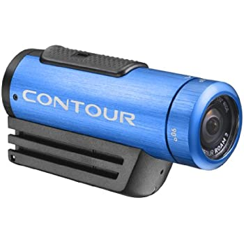 Contour ROAM2 Waterproof Video Camera (Blue)