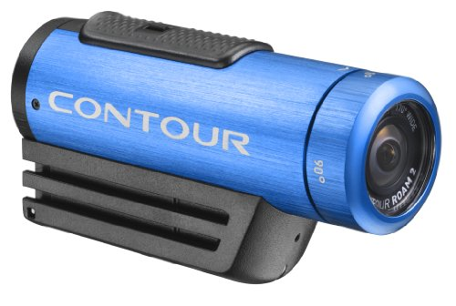 Contour ROAM2 Waterproof Video Camera (Blue) by Contour