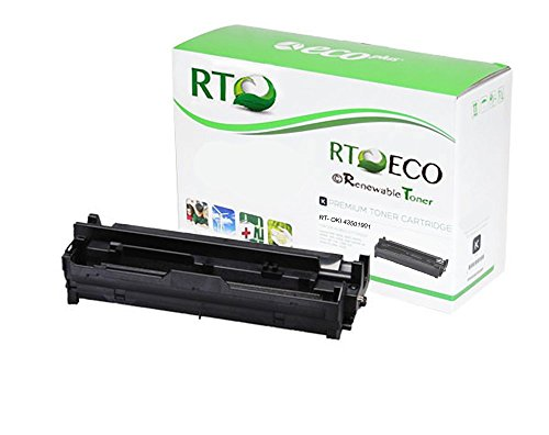 B4500 Laser Printer (Renewable Toner 43501901 Compatible Laser Imaging Drum for Okidata B4400 B4500 B4550 B4600 Printer Series)