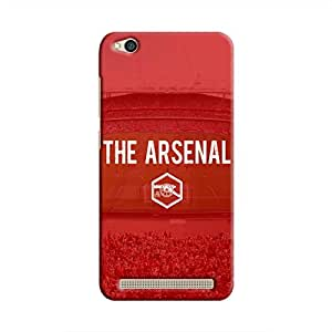 Cover It Up - The arsenal Print Redmi 5A Hard Case