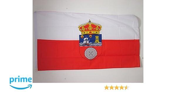 AZ FLAG Bandera de CANTABRIA 150x90cm - Bandera CÁNTABRA – CANTÁBRICA 90 x 150 cm