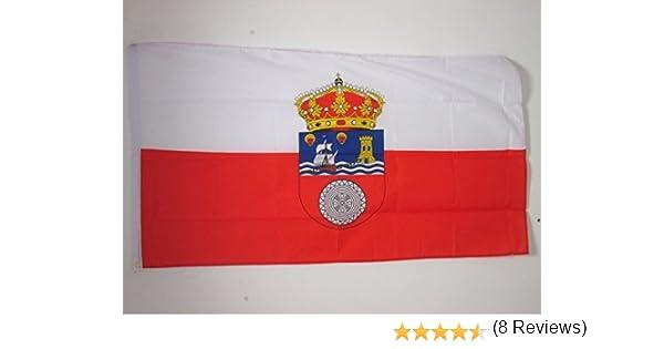 AZ FLAG Bandera de CANTABRIA 150x90cm - Bandera CÁNTABRA – CANTÁBRICA 90 x 150 cm: Amazon.es: Hogar