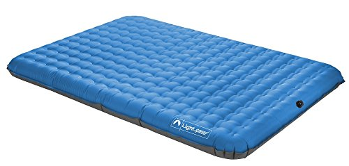 Lightspeed Outdoors 2-Person PVC-Free Air Bed with Battery O