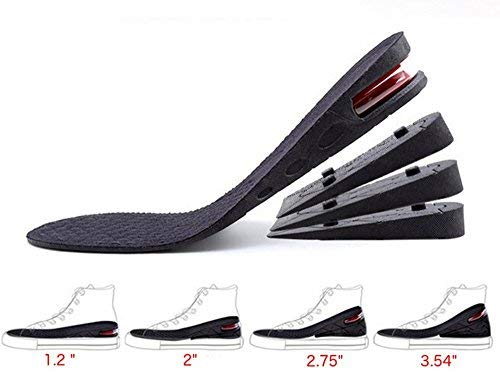 Height Increase Insole 4-Layer