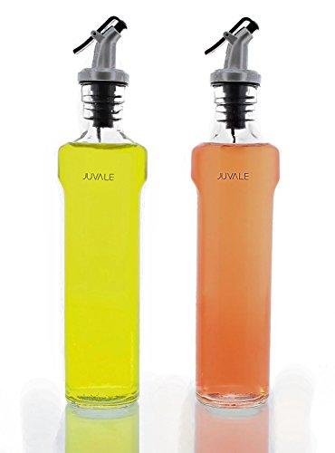 vinegar bottles oil and vinegar bottle set 12oz glass. Black Bedroom Furniture Sets. Home Design Ideas