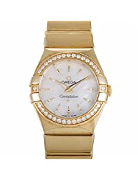Omega Omega quartz womens Watch 123.55.27.60.55.008 (Certified Pre-owned)