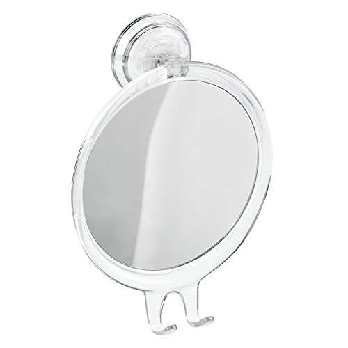 InterDesign Suction Shaving Mirror Bathroom product image