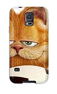 Ortiz Bland Slim Fit Tpu Protector DPPISbE6405zNoEO Shock Absorbent Bumper Case For Galaxy S5