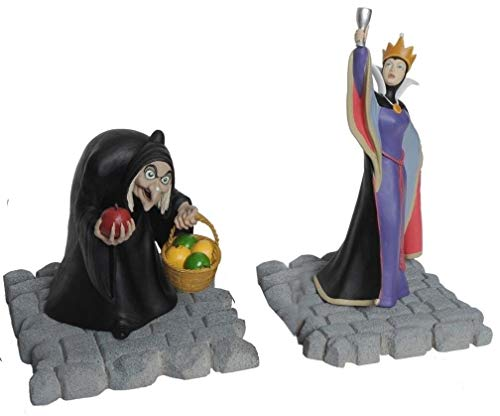 Snow White Disney Evil Queens Statue Set by David Kracov & EFX