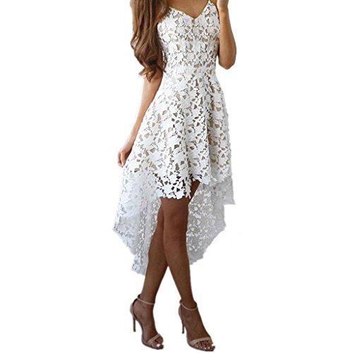 Crochet Sleeveless Skirt - 8