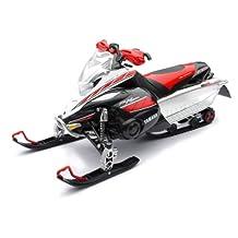 NewRay 1:12 Scale Snowmobile Yamaha FX Nytro Snowmobile