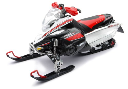 [New Ray Toys 1:12 Scale Snowmobile - Yamaha FX Nytro 42897] (New Snowmobile Sled)