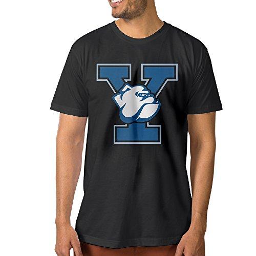 GUC Men's Tees - Yale University Black XL (Man Mini Fridge)