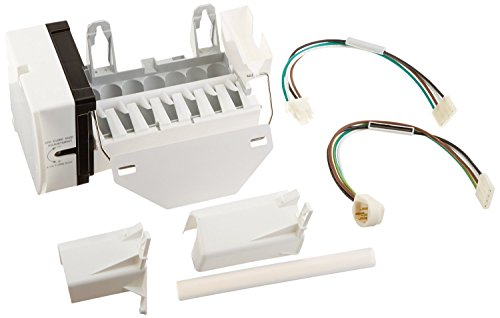 Compatible Ice Maker Kit for General Electric WR30X10044, General Electric GSL25JFTABS, General Electric HSS25IFMDWW, General Electric GSS25WSTFSS Refrigerator by After Market Parts