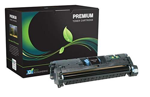 Altru Print Remanufactured Toner Cartridge Replacement for HP C9700A / Q3960A (HP 121A / 122A) - Black