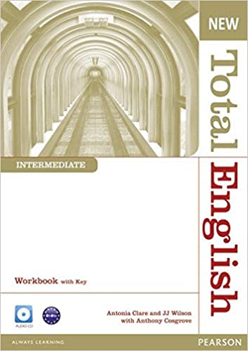 New Total English Intermediate Workbook with Audio CD Pack