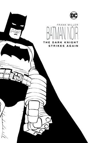 Amazon batman noir the dark knight strikes again batman the batman noir the dark knight strikes again batman the dark knight strikes again fandeluxe Image collections