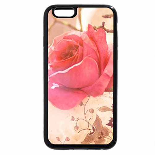 iPhone 6S / iPhone 6 Case (Black) Beauty in a Cup