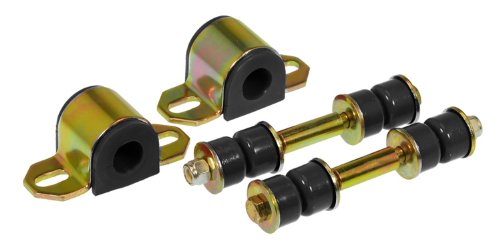 (Prothane 7-1130-BL Black 21 mm Rear Sway Bar Bushing Kit)